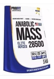 Mass Gainer Anabolic Mass 28500 Profit- 3 Kg-oferta Import