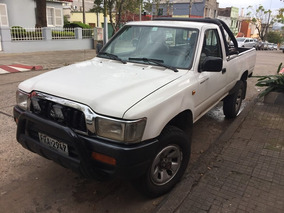 Toyota Hilux, Cabina Simple, 4x4,diesel, Año 2004. Impecable