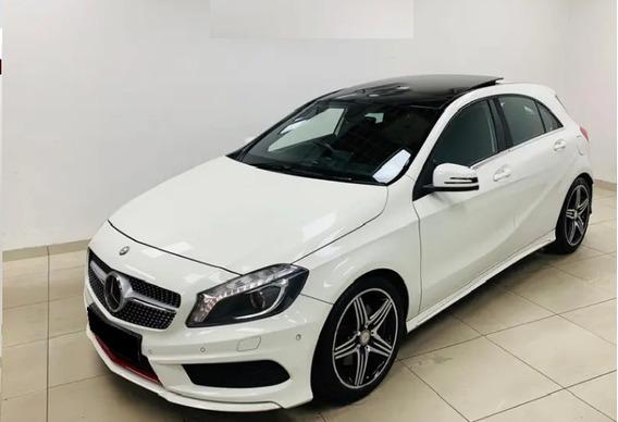 Mercedes Benz A250 Amg Line Sport 2014 Permuto Financio