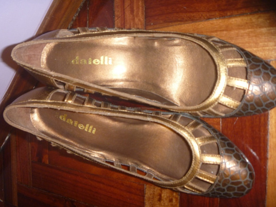 Zapato De Fiesta De Datelli