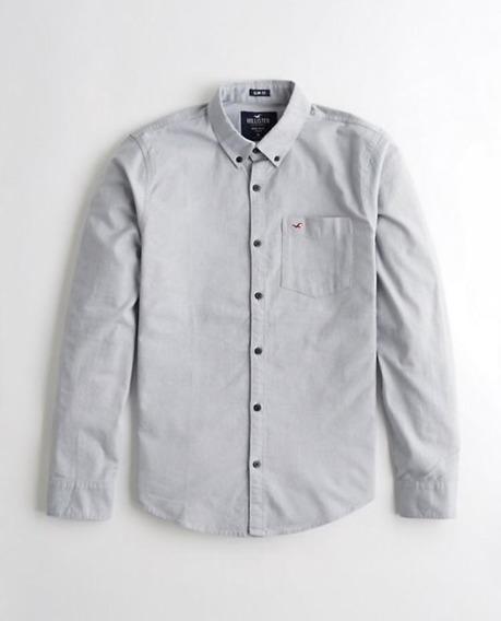 Camisas Hollister Lisas