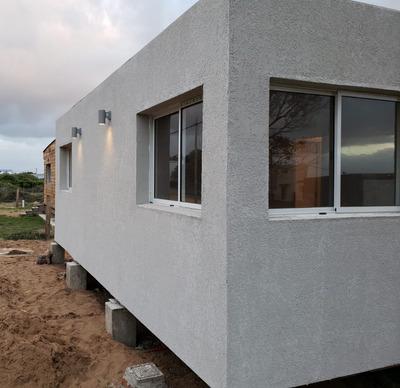 Construcción De Casa Prefabricada Con Contenedor Refrigerado