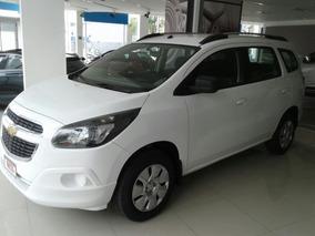 Chevrolet Spin 1.8 Lt 5as 105cv (gr) Financia Tasa 0%