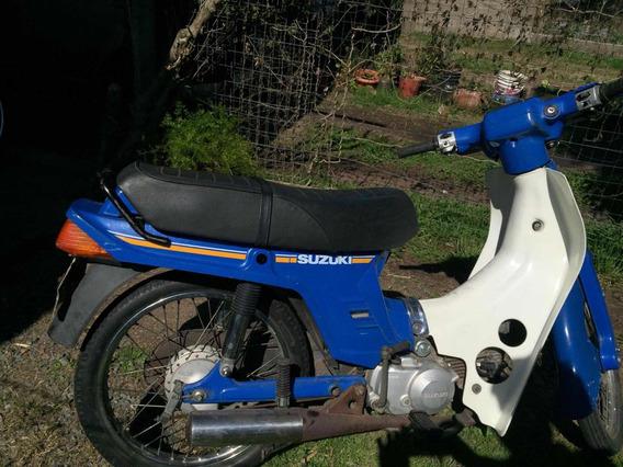 Suzuki Yamaha 100