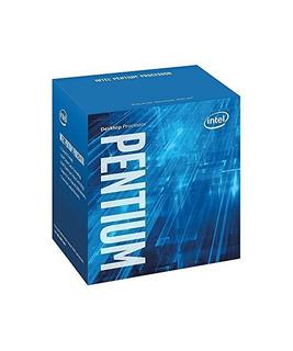 Procesador Lga 1151 Dual-core De Intel Pentium G Series 3