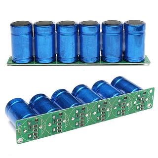2.7v 500f 6 Pcs/1 Set Farad Capacitor Capacitancia Super Con