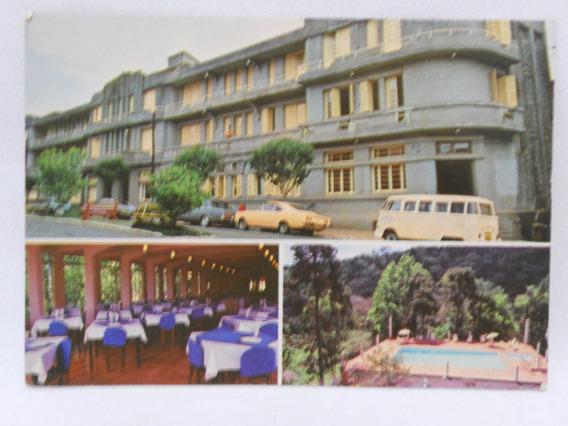 Postal Color Balneario Hotel Termas De Iraí Rio Gde. Do Sul