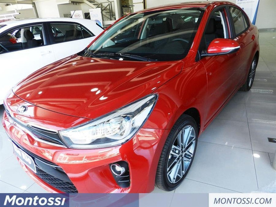 Kia Rio 1.4 Ex Plus Sedan 100cv 4at 2020 0km
