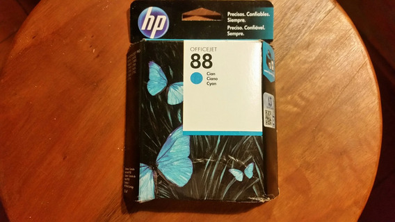 Cartucho Hp Officejet 88 Color Cyan