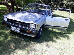 Toyota Starlet 1982 Origina Japonés