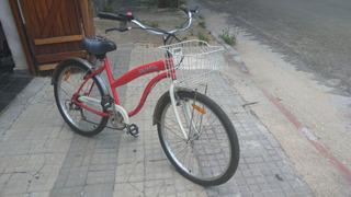 Bicicleta Baccio Ipanema Lady R 26 Mauro Vende