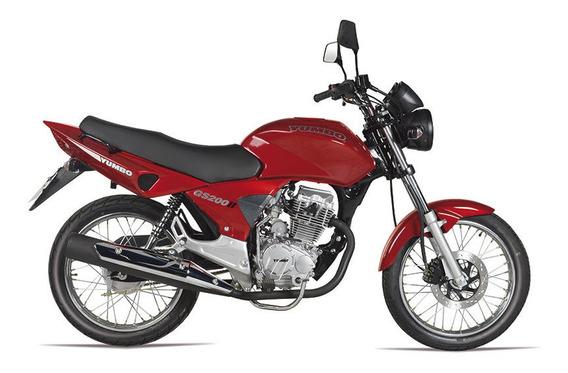 Yumbo Gs 200 Ii - Tomamos Tu Usada - Bike Up