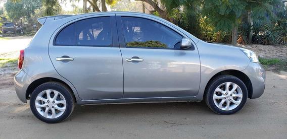 Nissan March 1.6 Advance Navi Mt 2015