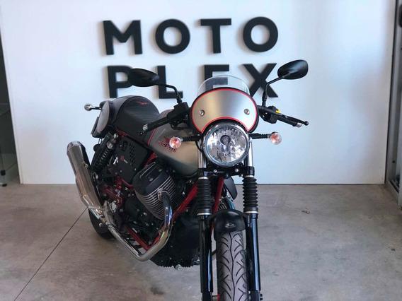 Moto Guzzi V7ii Racer, Tasa 0% Bbva