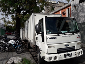 Ford Cargo 712 2011