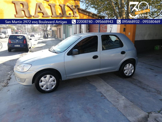 Chevrolet Celta Full Entrega U$s 4000 Financia Sola Firma