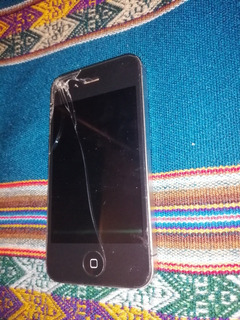 Vendo iPhone 4s , No Funciona El Boton.
