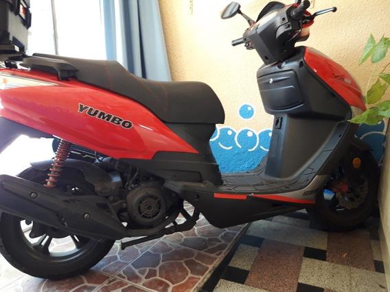 Yumbo Vx3 Roja Como Nueva
