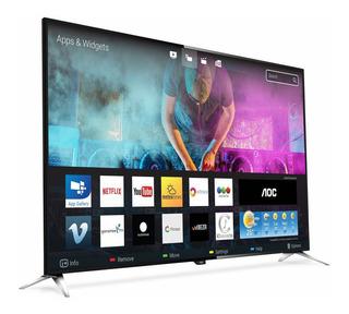 Tv Smart Aoc 55 Pulgadas 4k Wifi Celtronic Paysandú