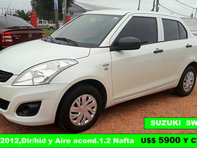 Vendo Financio Suzuki Swift Dzire 1.2 Nafta