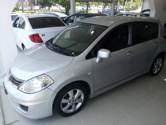Nissan Tiida 1.8 At 2011 Entrega U$s 6.000 Y Facilidades