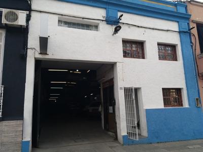 Taller O Garaje Con Apto En Alquiler. A Pasos De Garibaldi