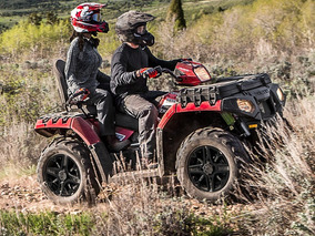 Polaris Sportsman Touring Sp 850 Eps Cuatricilo Atv Offroad