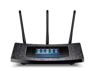 Router Tplink Ac1900 Pantalla Touch P5