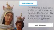 Peregrinación A La Vírgen De San Nicolás De Los Arroyos