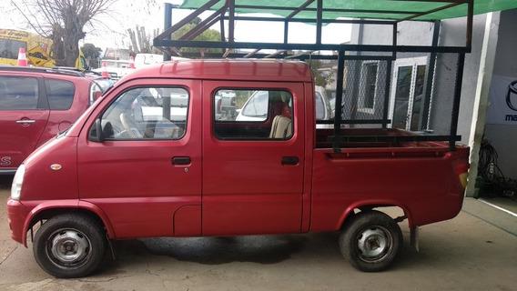 Faw Doble Cabina Mini