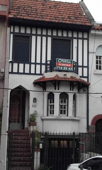 Alquiler Casa Pocitos Para Oficina O Consultorio!
