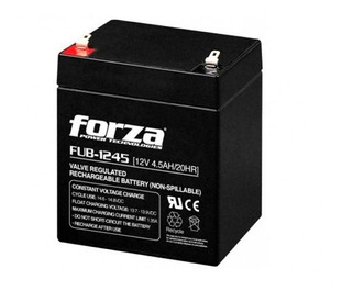 Bateria Ups Forza Fub-1245 12v 4.5a Febo