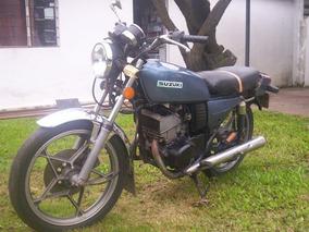 La Suzuki Ya Se Vendio , Lo Que Tengo Son Muchos Repuestos