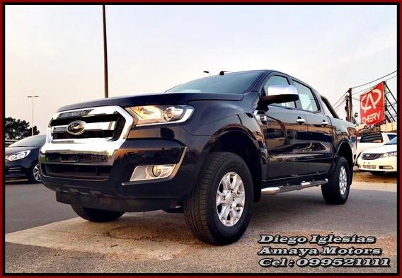 Ford Ranger 2.5 Cd Xlt 166cv Entrega Inmediata !! Amaya