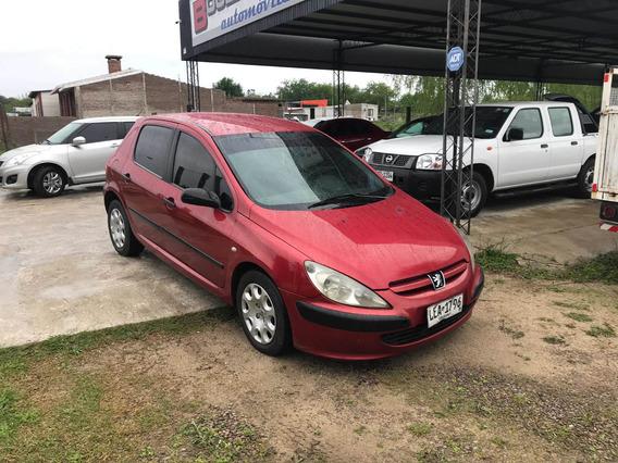 Peugeot 307 2.0 Xt Hdi Premium 2002