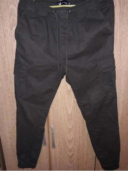 Pantalon Tipo Cargo Santa Barbara