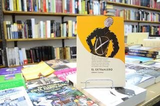 El Extranjero. Albert Camus.
