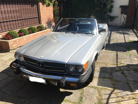 Mercedes Benz 560 Sl Impecable Doble Techo
