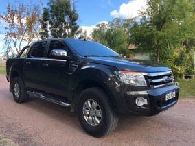 Ford Ranger Xlt 2.5 Nafta 2012