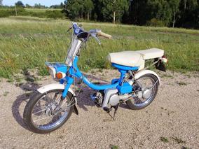 Espectacular Yamaha Carrot 50cc Qt50