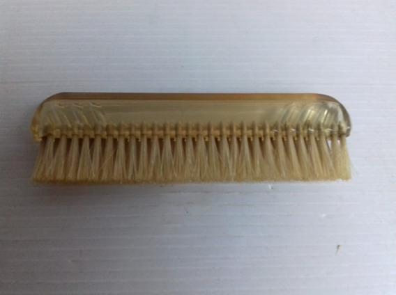 Cepillo Pequeño Bonafide Finito Cerdas De Plástico 10cm 1960