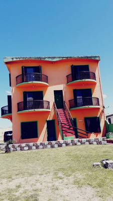 Apartamento Hotel Avitaciones Con Vista Ala Playa.