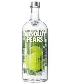 Vodka Absolut Pears Pera 1lt