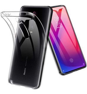 Protector Tpu Transparente Ultra Delgado Xiaomi Mi 9t ®