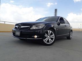 Mercedes Benz C200 2010 Cgi Exclusive Piel Quemacocos Clima