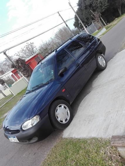 Ford Escort 1.8 Lx D Aa Rural Plus 1997