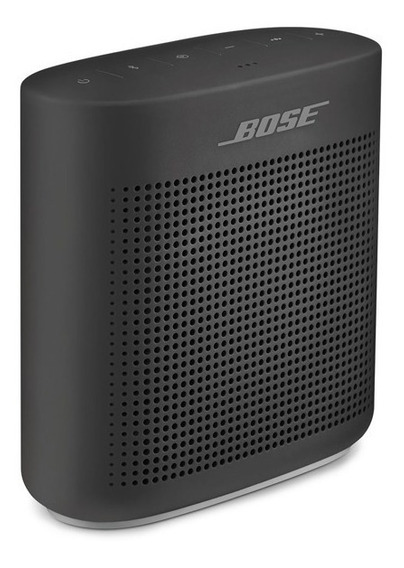 Parlante Bose Soundlink Colour 2 Bluetooth Portátil Negro