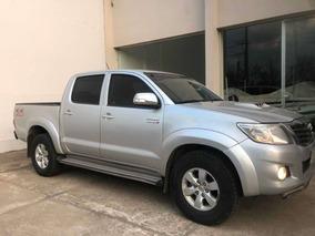 Toyota Hilux 3.0 Cd Srv Cuero Tdi 171cv 4x4 5at 2014