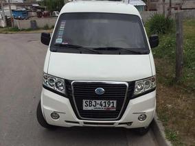 Gonow Mini Van Cargo Gonow Mini Van Orion