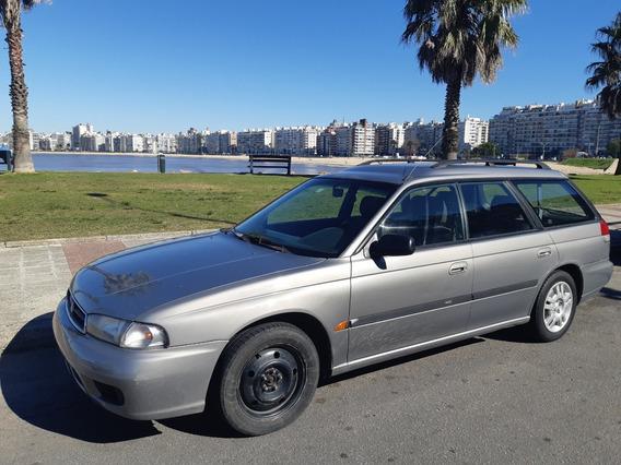 Regalado! Subaru Legacy 2.0 Gl Único Dueño Y Service Oficial